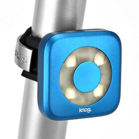 Knog Blinder 4 rote LED Circle blau